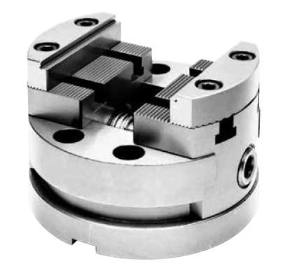 5-Achsen-Schraubstock, zentrisch Typ SR5-130