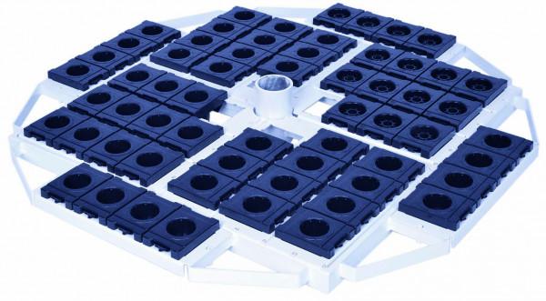 CNC- Träger inkl. Werkzeugeinsätze Typ Capto C5 Größe E2