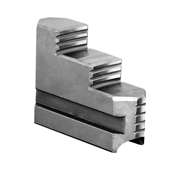 Stepped jaws for four-jaw chuck Wescott 200 mm