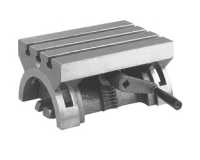 Spanntisch schwenkbar, Typ HWCK2 250 x 178 mm