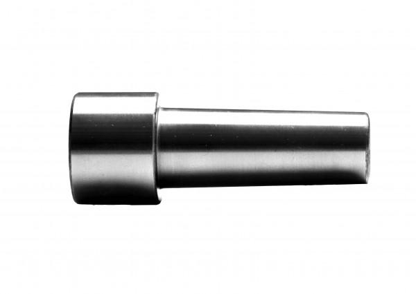 Zentrierdorn für Rundtisch-Flansche mit Morsekegel