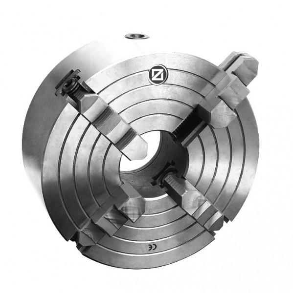 Four-jaw lathe chuck Wescott Ø 250 mm
