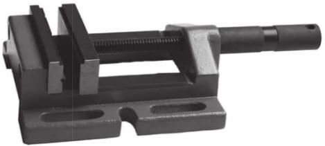 Bohrmaschinen-Schraubstock Typ MSP 100