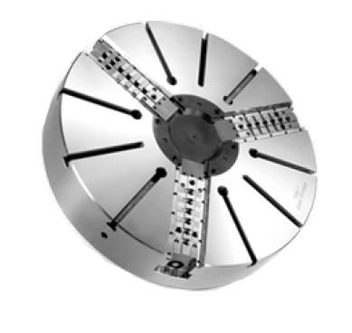 Dreibacken-Keilstangen-Kraftspannfutter Typ V-250