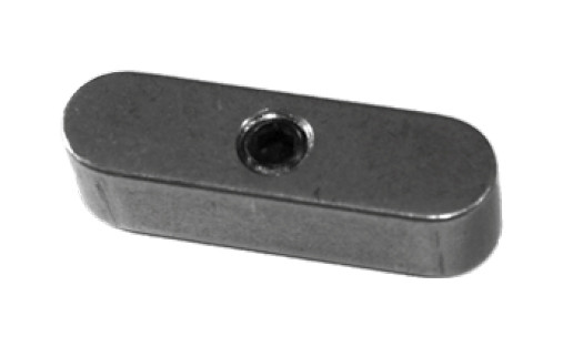 Passfeder M3 x 10 mm