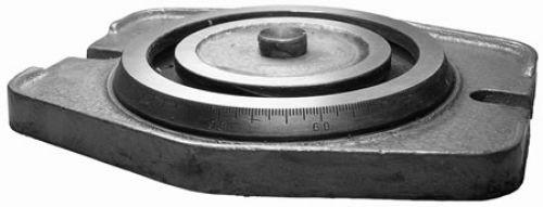 Drehplatte für Schraubstock Typ FHS2 200