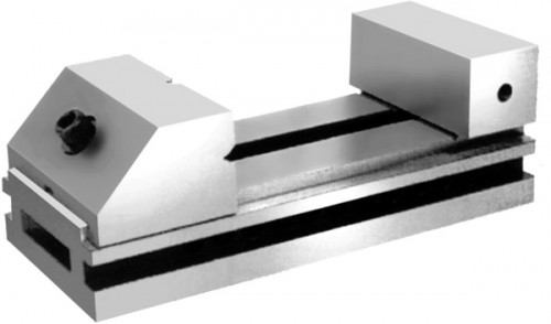 Schleifschraubstock mit Schnellverstellung 73 mm