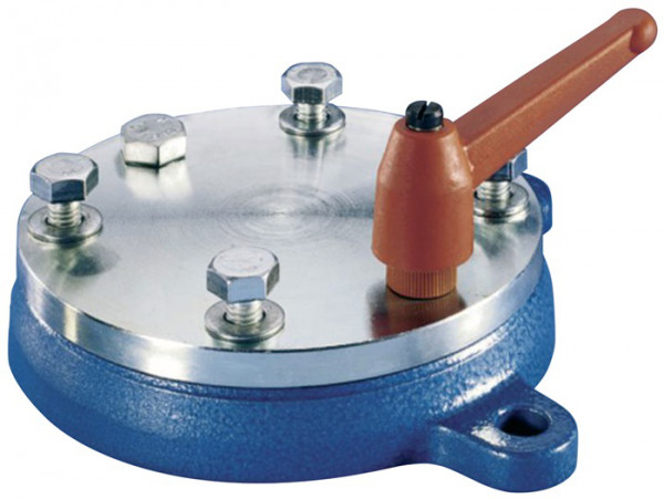 Schraubstock Drehteller 160 mm