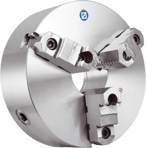 Dreibacken-Drehfutter DIN 55027 Ø 250 mm, KK 6