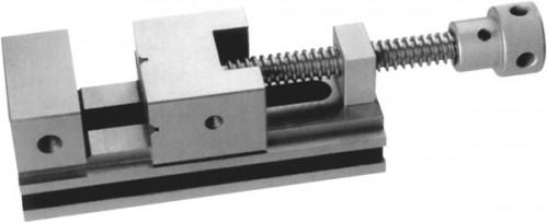 Schleifschraubstock mit Gewindespindel 73 mm