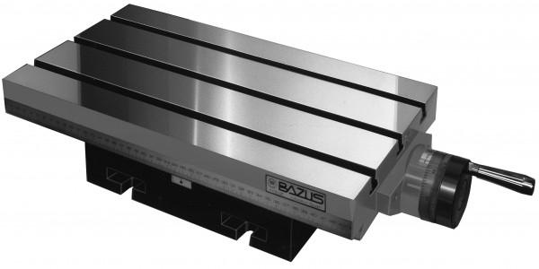 Schiebetisch stationär Typ CP-4, 800 x 240 mm