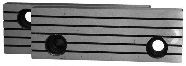 Satz Rillenbacken für Schraubstock Typ FHS2 200