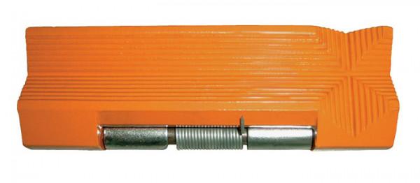Schraubstock Rohrspannbacke 120 mm