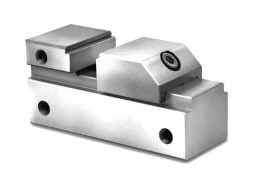 Schleif- und Erodierschraubstock, 25 mm