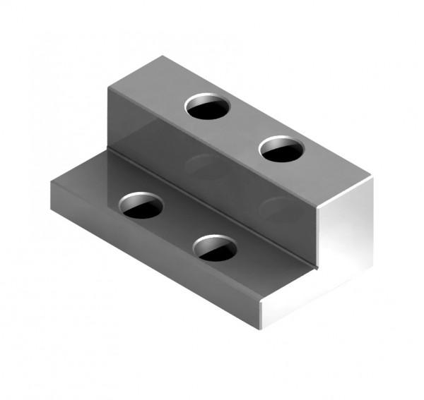 Bewegliche Stufenbacke für Schraubstock Typ MC2
