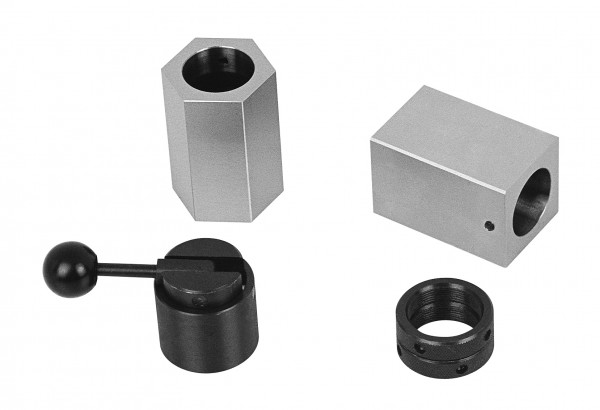 5C-collet block set, 2-piece