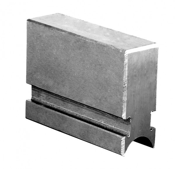 Solid jaws for four-jaw chuck Wescott 160 mm