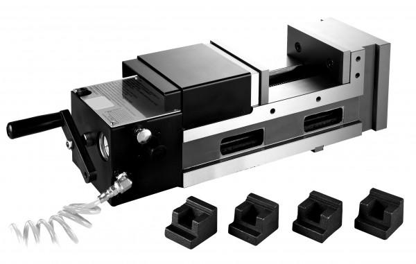 Schraubstock, pneumatisch Typ PSP 160 / 160