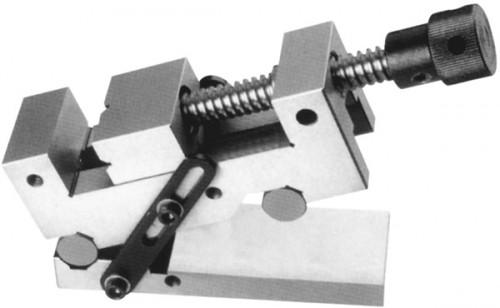 Sinus-Schraubstock mit Gewindespindel 100 mm