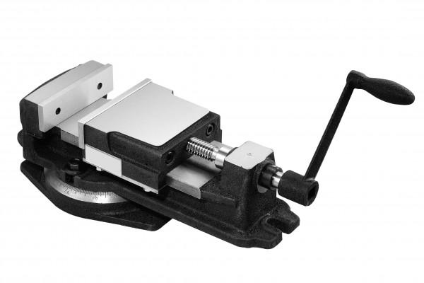 Fräsmaschinenschraubstock MSK 125 mit Drehplatte