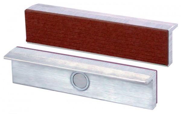 Schraubstock Ersatzbacken mit Fiberbelag 100 mm