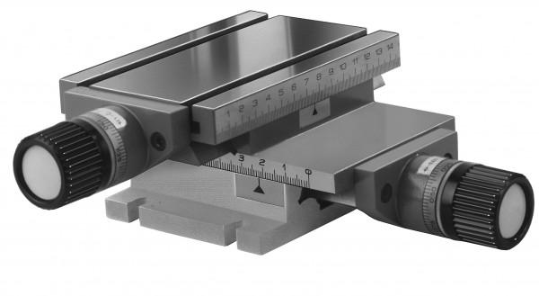 Koordinatentisch stationär, MF MINI 200 x 100 mm