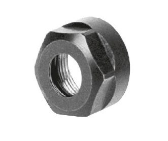 Clamping nut ER Hexagonal