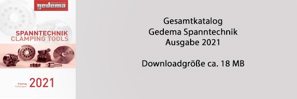 Gedema-Gesamtkatalog2021