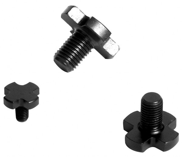 Cross retaining screws for shell end mill holders DIN 6367
