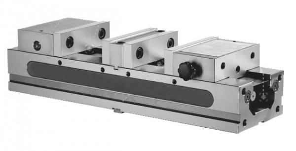 Schraubstock Doppelspanner Typ TLD 100