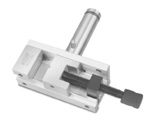 Erodier-Schraubstock REHG, mit Gewindespindel