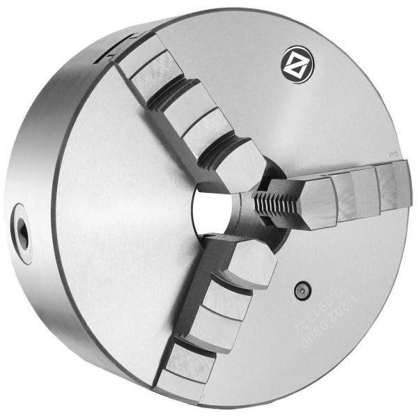 Dreibacken-Drehfutter DIN 6350 Ø 250 mm