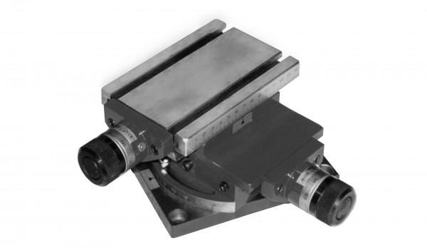 Koordinatentisch drehbar, MG MINI 150 x 100 mm