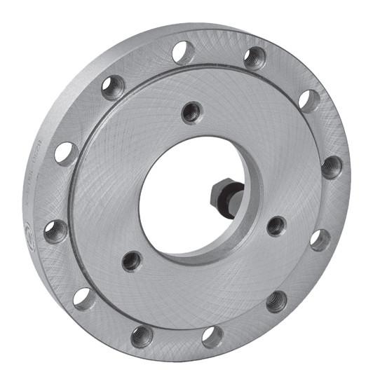 Flansch DIN 55027 fertigbearbeitet, Typ 8230-200-6-X