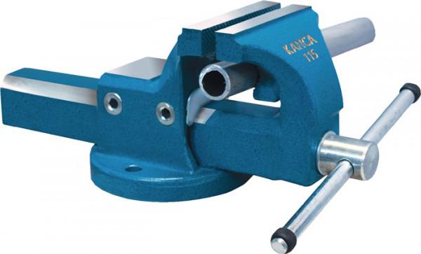 Parallelschraubstock Fortissimo Fix 135 mm