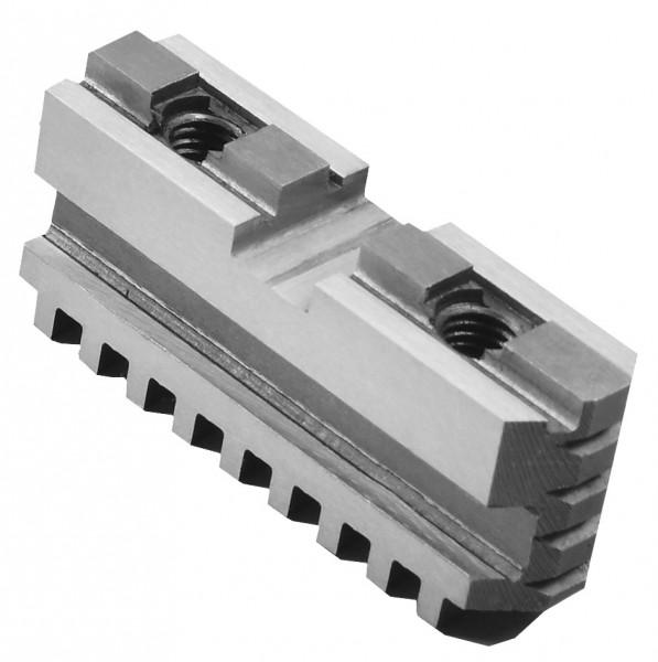 Hard base jaws for two-jaw lathe chucks Ø 200 mm