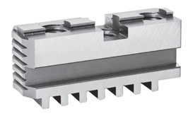 Harte Grundbacken für Dreibacken-Drehfutter Ø 125 mm