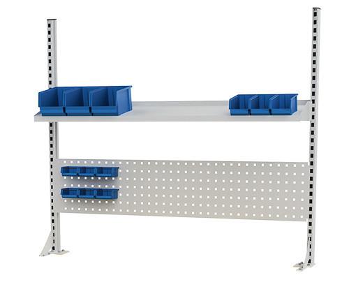 Multi-Wand-Aufbau B 1500 mm für Kastenwerkbank B 1500 x T 750 x H 859/959 mm