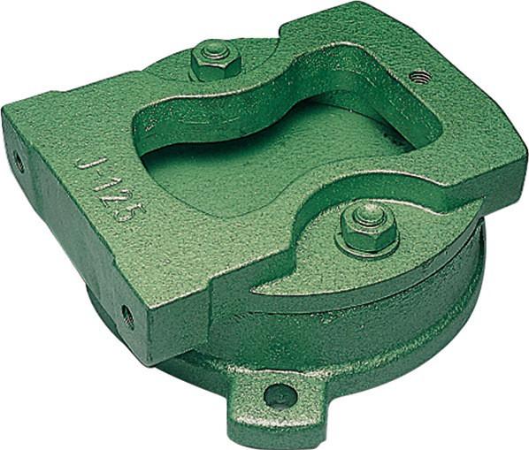 Schraubstock-Drehteller LEINEN 150 mm