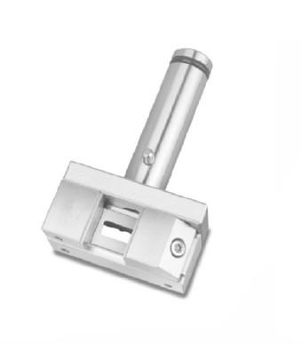 Erodier-Schraubstock REHS, mit Schnellverstellung