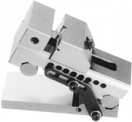 Sinus-Schraubstock mit Schnellverstellung 73 mm